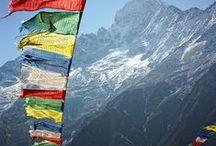 #WEBZINE  #Népal #pashmina #cachemire / Focus sur l'atmosphère inspirant des plaines de l'Himalaya, à travers la diversité des paysages et des savoirs-faire.