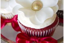 Cupcakes flowers 1