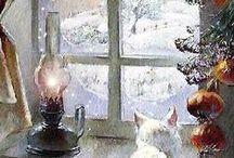 GIF's  Winter / GIF winter season