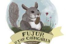 Chinchilla Illustrations