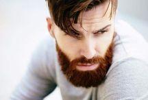 Beard n hair style