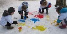 Buiten spelen | Op Stoom / We willen dat kinderen lekker buiten kunnen aanrommelen en flink kunnen struinen in de natuur. Daar valt namelijk veel te beleven. Er is veel mogelijk in en om de natuurtuinen van Op Stoom.