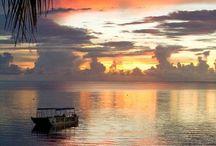 Travel inspiration Oceania