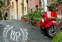 Next Stop: ROME / As they say the ciy itself is a magnificent museum, Travel back in time when you stand up in front of the majestic buildngs, Eat their famous, dellicious specialities and get lost in the vibrant, happy and relax and intense rome local lifestyle