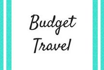 Budget Travel / Tips and tricks to help you save money on travel.