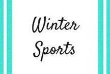 Winter Sports / Blog posts and pins on skiing and snowboarding.
