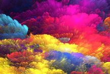 COLORS..my passion / Colors are my passion