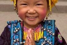 Beautiful cultures / Schoonheid van andere culturen