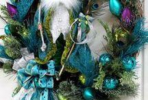 Kransen en Ornamenten