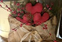 Valentijn en harten