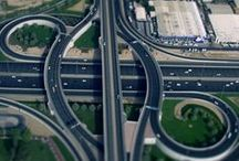 Interchanges / インターチェンジ 高速道路 Autobahn Highway Interchange