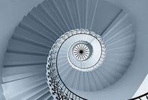 Spiral / 螺旋階段 らせん