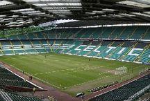 Soccer stadiums / サッカー フットボール Football スタジアム