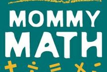 "Math For Moms / Because even if you sucked at math in school, you'll ""get"" this real-world math like you're channeling Pythagoras. (That geometry guy.) / by Science Of Parenthood"