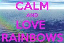 Rainbows / Wonderful Rainbow Photos