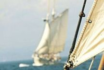 Sailing / Την τράτα λεν Μαρίτσα, τη σκούνα Βαγγελή...