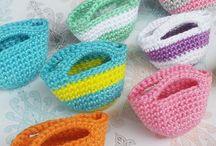 Virkat -blandat / Crochet