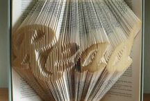 Book Creativity / Creative Recycling of Discarded Books