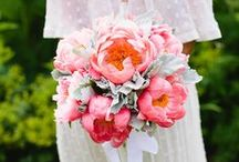 wedding / Party, cake, decoration, bouquet and love