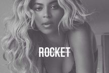 BEYONCÉ KNOWLES• / I LOVE HER, SHE'S JUST FLAWLESS•