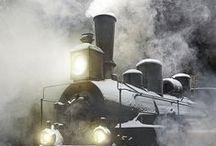 Trains / ...