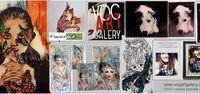 Glass painting , Glasmalen, Üvegfestés , Vog Art Galery / Glasmalen, hobby glasmalen, glass painting art,glasmalerei, üvefgfestés.