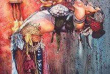 Tribal Dance with love