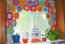 Crochet / Interesting projects of crochet to develop.