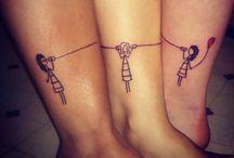 Tatueringar systrar