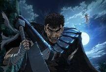 Manga - Berserk