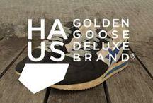 """Golden Goose / GOLDEN GOOSE Collezione 2016 - le sneakers, sono il """"cavallo di battaglia"""" di Golden Goose. Oltre agli calzature le collezioni Golden Goose uomo e Golden Goose donna presentano total look fashion e trendy. Ma il prodotto di punta del brand, nato nel 2000 sono appunto le sneakers HAUS. Le proposte scarpe Uomo e Donna sono all'insegna della qualità. Fatti conquistare dalla nuova collezione Primavera Estate presso Bassini Boutique rivenditore autorizzato GOLDEN GOOSE."""