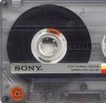 Cassette tape / カセットテープ