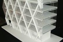 Architects' models / Architectural model 建築模型