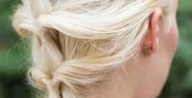 hair cor penteado charme <3