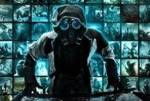 Cyberpunk / Cool cyberpunk stuff