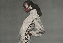 Vintage Fashion 1970's / Vintage couture, style and beauty / by Black Suede.♠️~