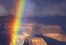 Rainbow  / Colors of the rainbow