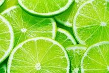 LimeGreen like... lemon / Colour Limegreen like... lemon