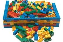 Lego / Lego ... build a whole city with the kids hours we could be doing.