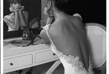 Bridal dress / Wedding dress and shoes ... very important! and then the remainder surrounding it.