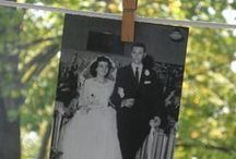 Old wedding picture