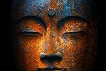 Monk and Buddha