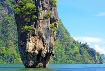 Things to Do in Phuket / Phuket is the biggest island in Thailand, located in the Andaman Sea of southern Thailand. It's known as Pearl of the South. / by Angsana Laguna Phuket