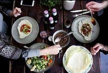 food / in home / everyday choises, simple, tasty
