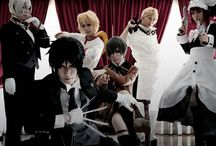 Black Butler Cosplay ♜ / Black Butler Cosplay pictures. This where you can find the best of Black Butler cosplay. / by ♛ Ɓяιηgιηg Sєвву Ɓαcк ♛