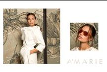A'marie Spring/Summer 2015. / Spring/Summer 2014. Campaign