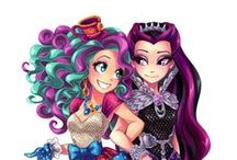 EAH & MH / O Monster High i Ever After High :)
