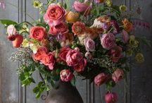 Composition florales bouquets