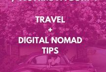 / NONIMAY.COM travel + digital nomad tips / / Travel and digital nomad tips for aspiring nomads. Enjoy the nomad lifestyle and travel full-time while building a business. Travel guides and travel goals