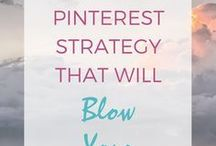 / Pinterest Tips / / Pinterest tips to grow your Pinterest